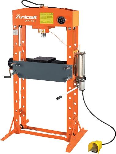 Ltf for Costruire pressa idraulica
